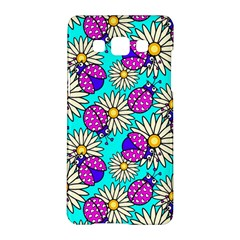Bunga Matahari Serangga Flower Floral Animals Purple Yellow Blue Pink Samsung Galaxy A5 Hardshell Case  by Jojostore