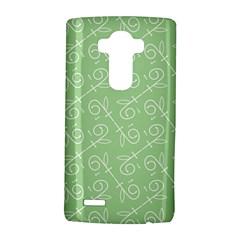 Formula Leaf Floral Green LG G4 Hardshell Case by Jojostore