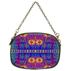 Festive Decorative Moonshine Chain Purses (two Sides)  by pepitasart