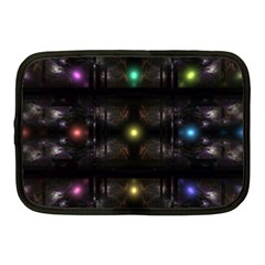 Abstract Sphere Box Space Hyper Netbook Case (Medium)