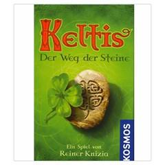 Keltis: Der Weg Der Steine Mitbringspiel Bag By David Gullett   Drawstring Pouch (small)   4uvo26t6tcsz   Www Artscow Com Front