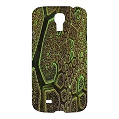 Fractal Complexity 3d Dimensional Samsung Galaxy S4 I9500/i9505 Hardshell Case by Nexatart