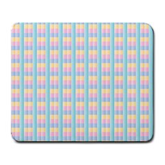 Grid Squares Texture Pattern Large Mousepads by Nexatart
