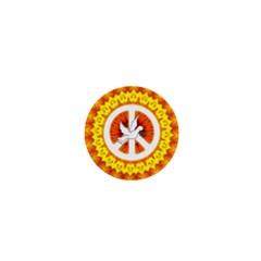 Peace Art Artwork Love Dove 1  Mini Buttons by Nexatart