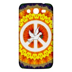 Peace Art Artwork Love Dove Samsung Galaxy Mega 5 8 I9152 Hardshell Case  by Nexatart