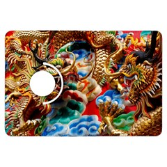 Thailand Bangkok Temple Roof Asia Kindle Fire Hdx Flip 360 Case by Nexatart