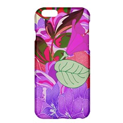 Abstract Flowers Digital Art Apple Iphone 6 Plus/6s Plus Hardshell Case