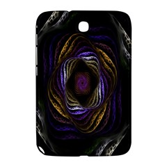 Abstract Fractal Art Samsung Galaxy Note 8 0 N5100 Hardshell Case  by Nexatart