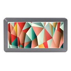 Abstracts Colour Memory Card Reader (mini) by Nexatart