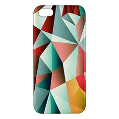 Abstracts Colour Iphone 5s/ Se Premium Hardshell Case by Nexatart