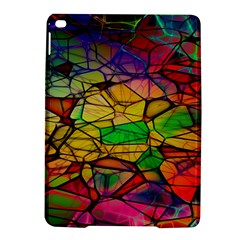 Abstract Squares Triangle Polygon Ipad Air 2 Hardshell Cases