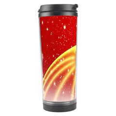 Advent Candle Star Christmas Travel Tumbler by Nexatart