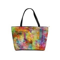 Rainbow Spirit Shoulder Handbags by KirstenStar