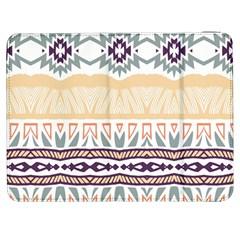 Tribal Design       samsung Galaxy Tab 7  P1000 Flip Case by LalyLauraFLM
