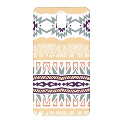 Tribal Design       			samsung Galaxy Note 3 N9005 Hardshell Back Case by LalyLauraFLM