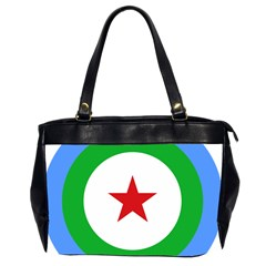 Roundel Of Djibouti Air Force  Office Handbags (2 Sides)  by abbeyz71