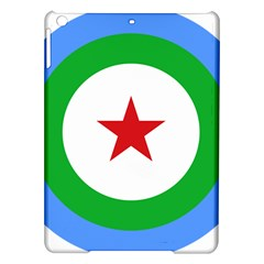 Roundel Of Djibouti Air Force  Ipad Air Hardshell Cases by abbeyz71