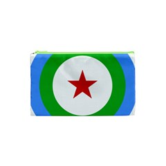 Roundel Of Djibouti Air Force Cosmetic Bag (xs) by abbeyz71