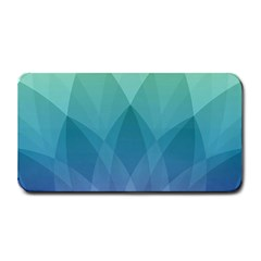 Lotus Events Green Blue Purple Medium Bar Mats by Alisyart