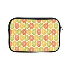 Lime Orange Fruit Slice Color Apple Ipad Mini Zipper Cases by Alisyart