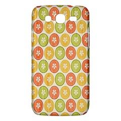 Lime Orange Fruit Slice Color Samsung Galaxy Mega 5 8 I9152 Hardshell Case  by Alisyart