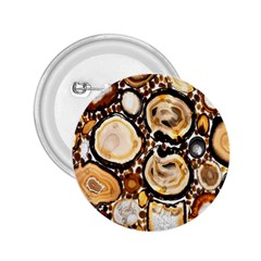 Natural Agate Mosaic 2 25  Buttons by Alisyart