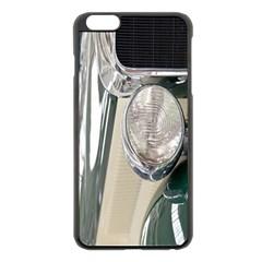 Auto Automotive Classic Spotlight Apple Iphone 6 Plus/6s Plus Black Enamel Case by Nexatart