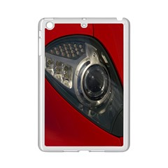 Auto Red Fast Sport Ipad Mini 2 Enamel Coated Cases by Nexatart