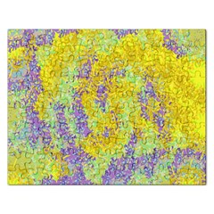 Backdrop Background Abstract Rectangular Jigsaw Puzzl by Nexatart