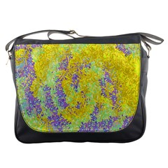 Backdrop Background Abstract Messenger Bags by Nexatart