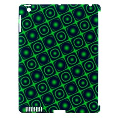 Plaid Green Light Apple Ipad 3/4 Hardshell Case (compatible With Smart Cover) by Alisyart