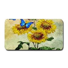 Backdrop Colorful Butterfly Medium Bar Mats