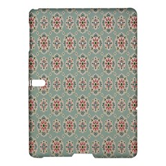 Vintage Floral Tumblr Quotes Samsung Galaxy Tab S (10 5 ) Hardshell Case  by Alisyart