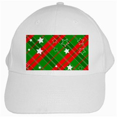 Background Abstract Christmas White Cap by Nexatart