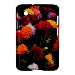 Beautifull Flowers Samsung Galaxy Tab 2 (7 ) P3100 Hardshell Case