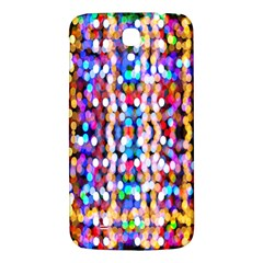Bokeh Abstract Background Blur Samsung Galaxy Mega I9200 Hardshell Back Case