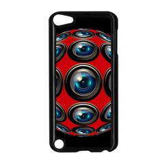 Camera Monitoring Security Apple Ipod Touch 5 Case (black) by Nexatart
