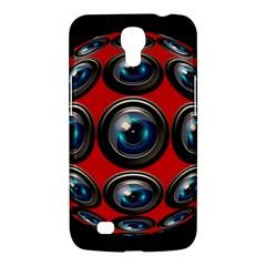Camera Monitoring Security Samsung Galaxy Mega 6 3  I9200 Hardshell Case by Nexatart