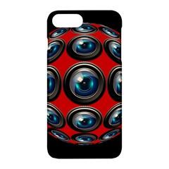 Camera Monitoring Security Apple Iphone 7 Plus Hardshell Case