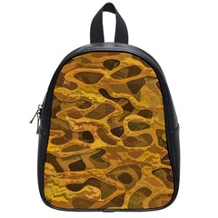 Camo School Bags (small)  by Nexatart