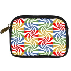Candy Pattern  Digital Camera Cases by Nexatart