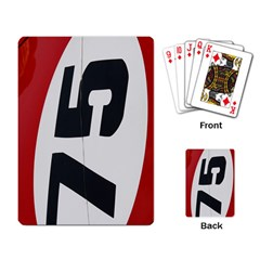 Car Auto Speed Vehicle Automobile Playing Card