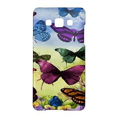 Butterfly Painting Art Graphic Samsung Galaxy A5 Hardshell Case