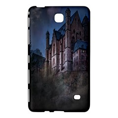 Castle Mystical Mood Moonlight Samsung Galaxy Tab 4 (8 ) Hardshell Case  by Nexatart