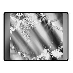 Christmas Background  Fleece Blanket (Small)