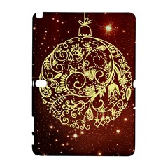 Christmas Bauble Galaxy Note 1 by Nexatart