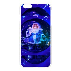 Christmas Nicholas Ball Apple Seamless iPhone 6 Plus/6S Plus Case (Transparent) by Nexatart