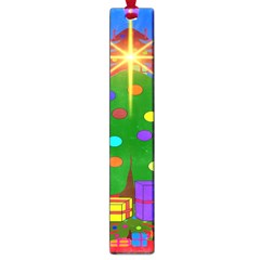 Christmas Ornaments Advent Ball Large Book Marks by Nexatart