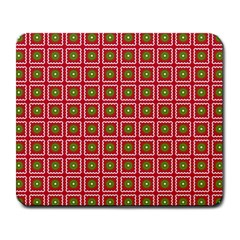 Christmas Paper Wrapping Large Mousepads by Nexatart