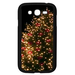 Christmas Tree Samsung Galaxy Grand Duos I9082 Case (black) by Nexatart